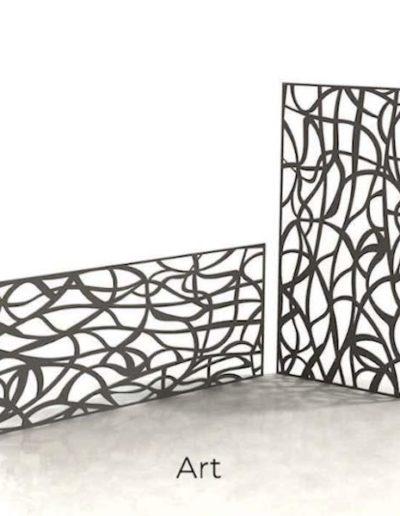 panneau-metal-decoratif-Art