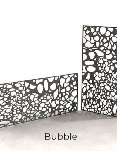 panneau-metal-decoratif-Bubble