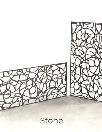 panneau-metal-decoratif-Stone