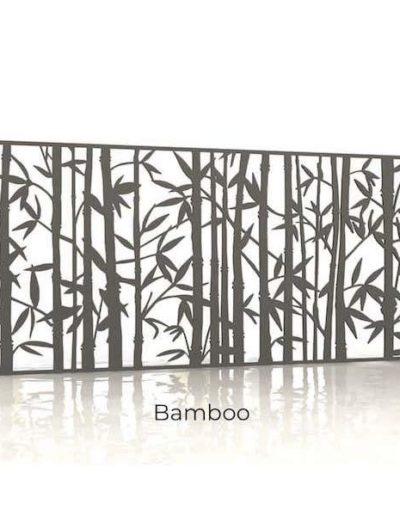 panneau-metal-decoratif-bamboo
