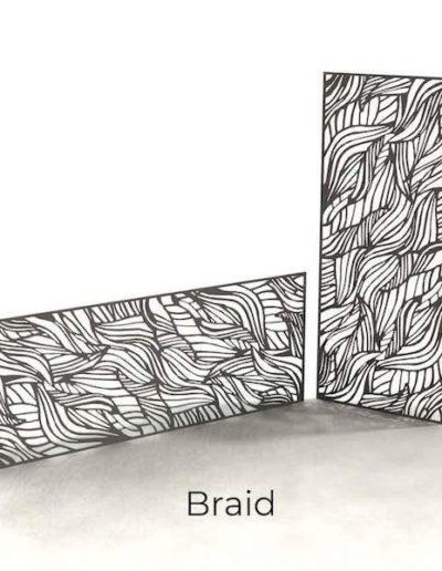 panneau-metal-decoratif-braid