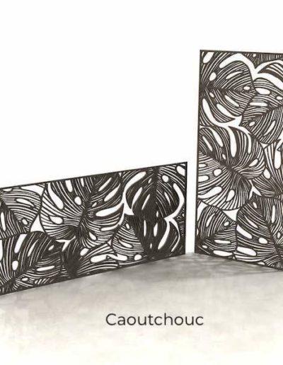 panneau-metal-decoratif-caoutchouc