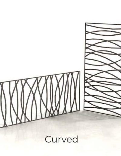 panneau-metal-decoratif-curved