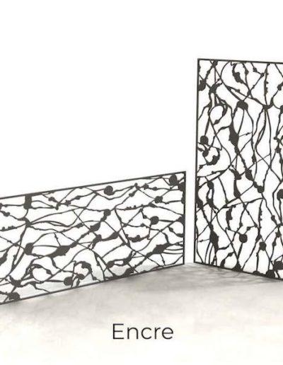 panneau-metal-decoratif-encre