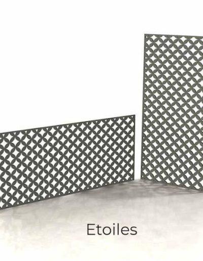 panneau-metal-decoratif-etoiles