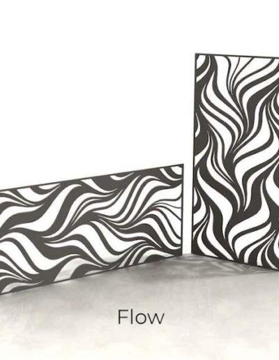 panneau-metal-decoratif-flow