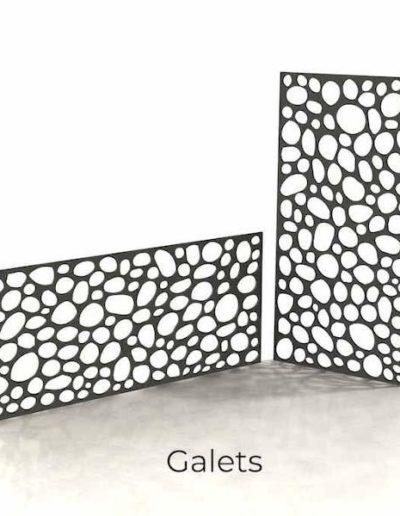 panneau-metal-decoratif-galets
