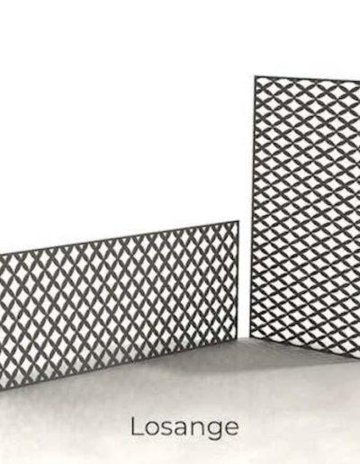 panneau-metal-decoratif-losange