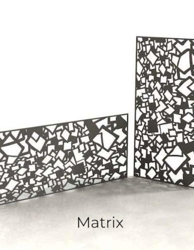 panneau-metal-decoratif-matrix