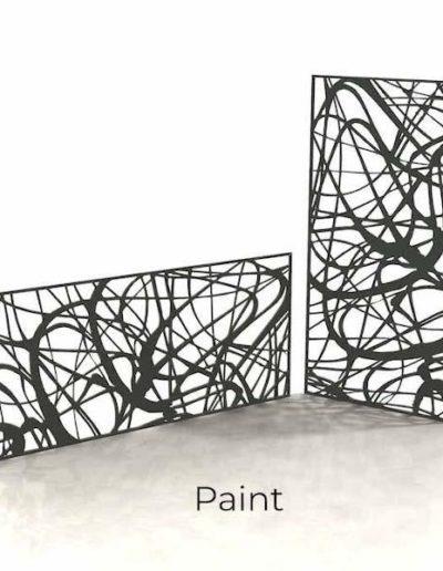 panneau-metal-decoratif-paint