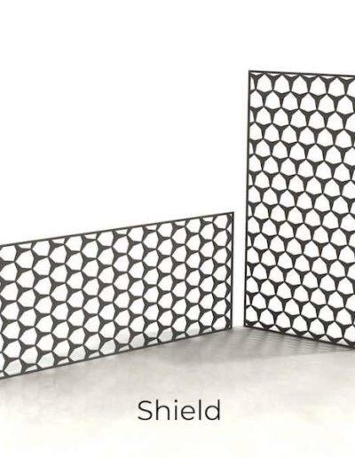 panneau-metal-decoratif-shield
