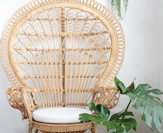 chaise-rotin-decoration
