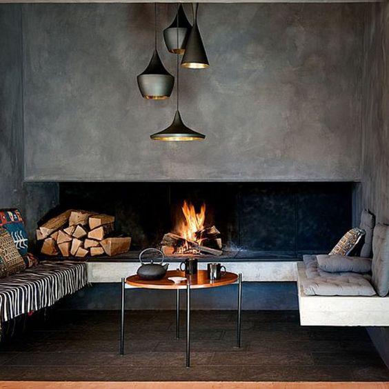 cheminée-decoration-acier
