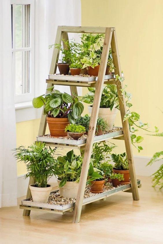 etagère-plantes-vertes-diy