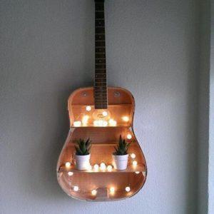 guitare-DIY-déco-idée