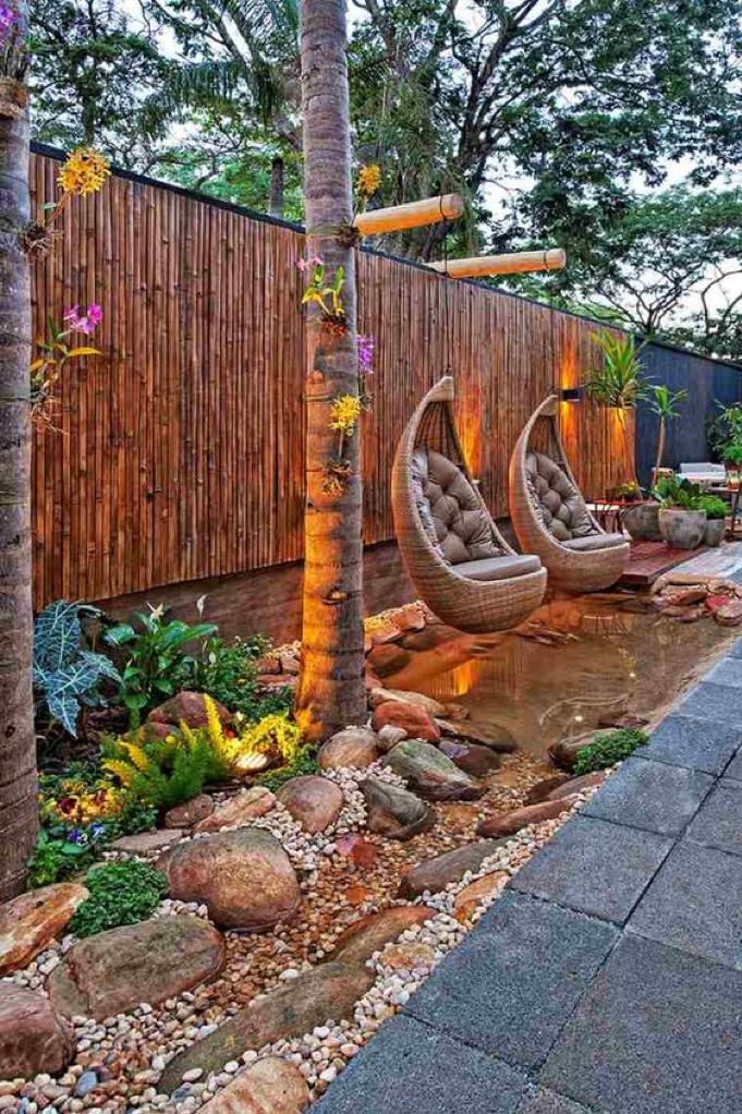 jardin-palissade-bois-exterieur