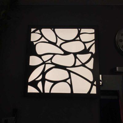 lampe-décoratif-métal-led