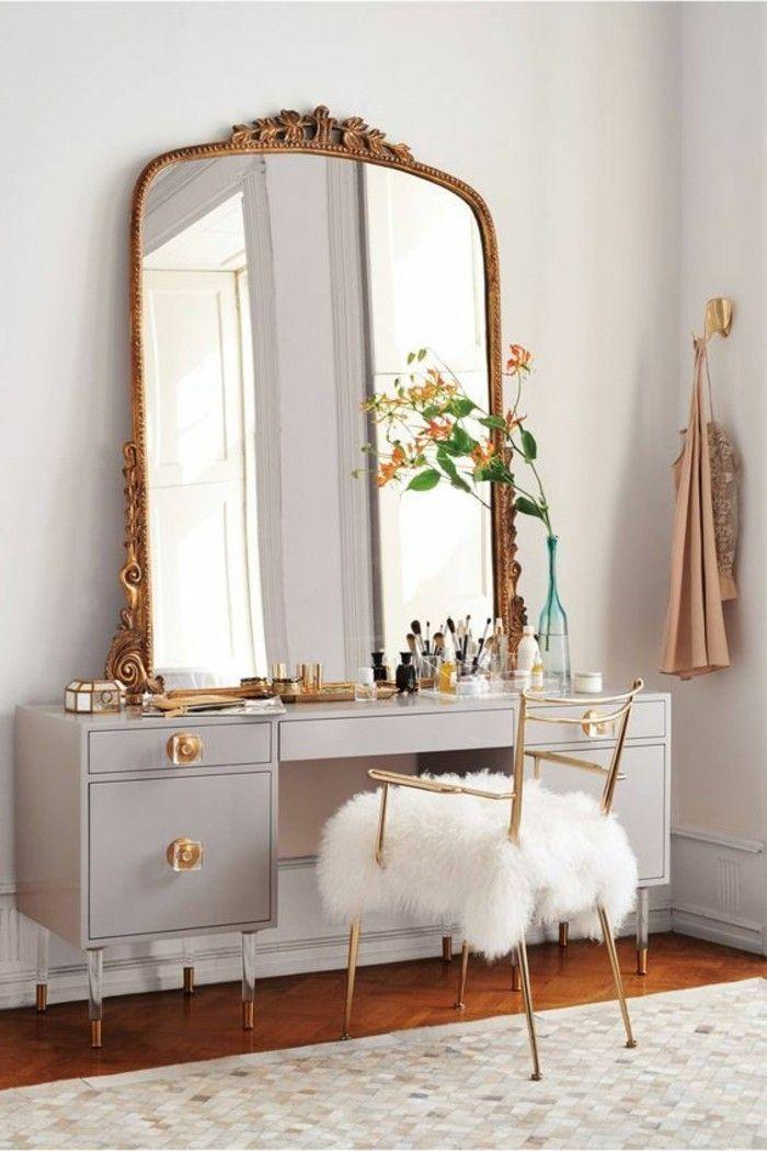miroir-coiffeuse-deco-doré