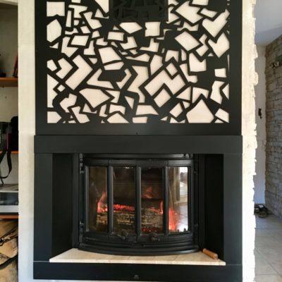 panneau-decoratif-acier-cheminee