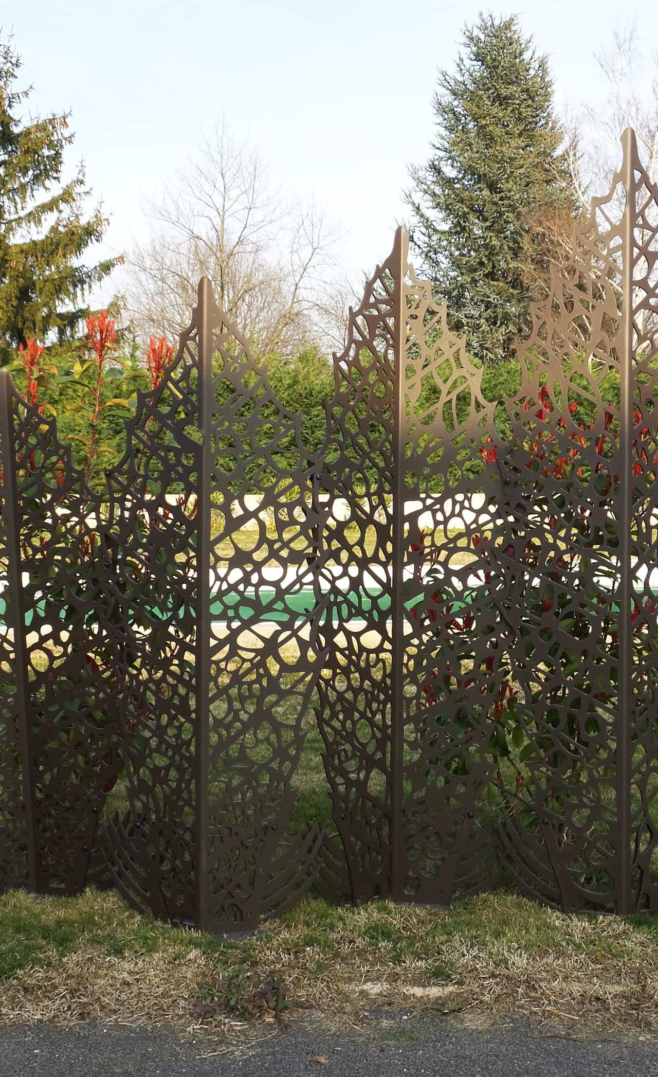 panneaux-piscine-décoratif