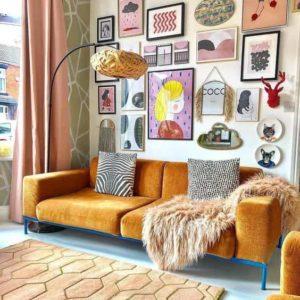 patchwork-décoration-murale-cadre