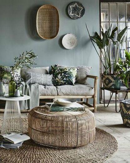 salon-decoration-vert-tendance
