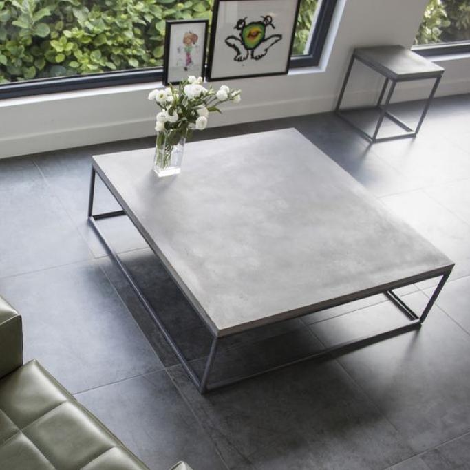 table-basse-salon-beton-ciré-gris